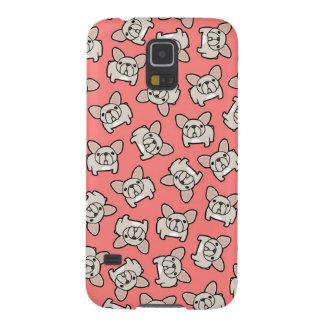 Cream Frenchie Galaxy Nexus Case