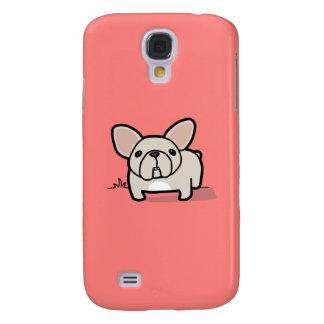 Cream Frenchie Galaxy S4 Case