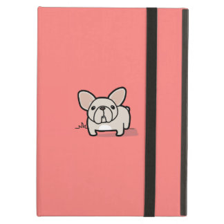 Cream Frenchie Case For iPad Air
