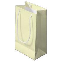 Cream Gift Bag