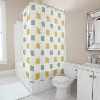 Cream Gold Shower Curtains   Zazzle