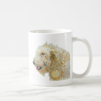 Cream Labradoodle #1 Mug