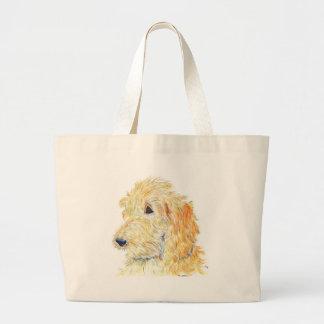 Cream Labradoodle #2 Bag