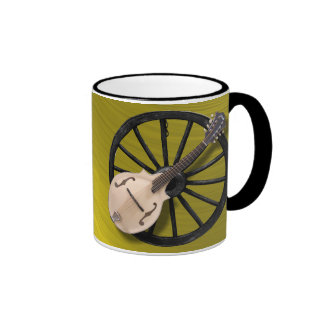 CREAM MANDOLIN-MUG