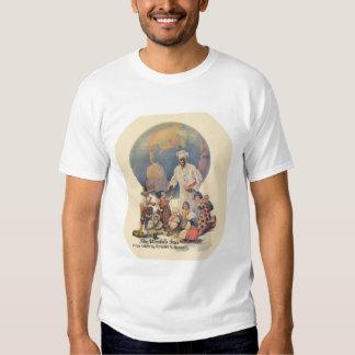 Cream of Wheat Advertising Art T-Shirts #3