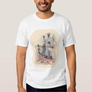 Cream of Wheat Advertising Art T-Shirts #5