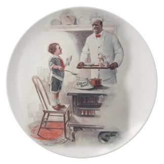 Cream of Wheat Kitchen Wall Plate