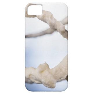 cream on a blender Macro iPhone SE/5/5s Case