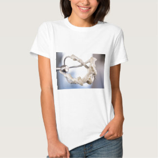 cream on a blender Macro T-Shirt