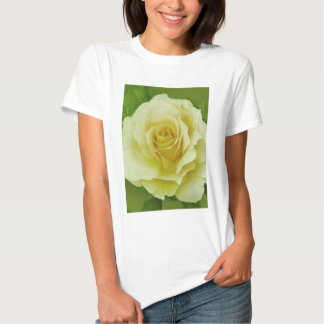 Cream Rose and meaning T-shirt