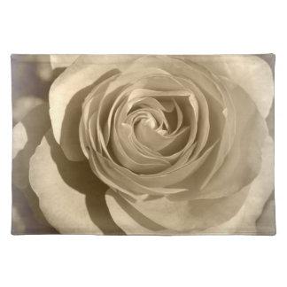 Cream Rose Placemat