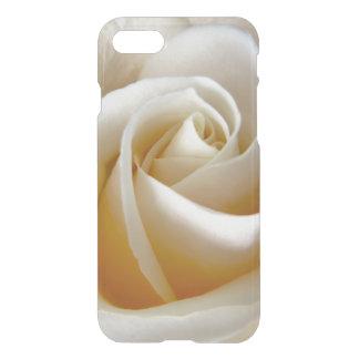 Cream Rose Wedding Photo iPhone 7 Case