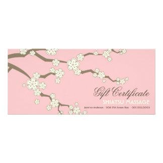 Cream Sakura Cherry Blossoms Zen Gift Certificate