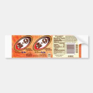 Cream Scotia 20 Fl Oz Label