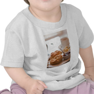 Cream Tea Tees