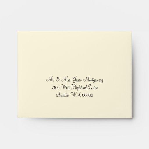 Wedding Envelopes of all Sizes