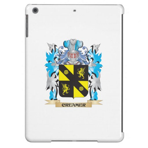 Creamer Coat of Arms - Family Crest iPad Air Cases