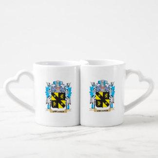 Creamer Coat of Arms - Family Crest Couples Mug
