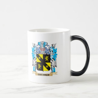 Creamer Coat of Arms - Family Crest Mugs
