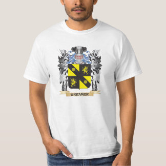 Creamer Coat of Arms - Family Crest T-shirt