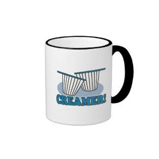 creamer coffee mug