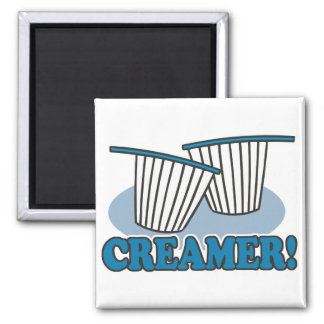 creamer magnet