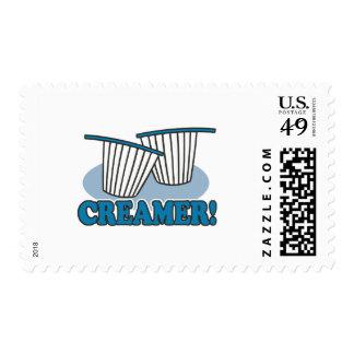 creamer postage stamps