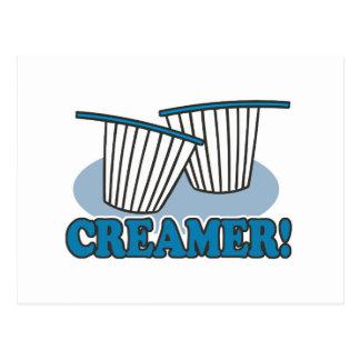 creamer postcard