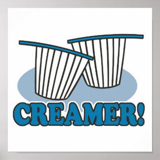 creamer poster