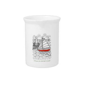 creamer, sugar, cookie jar pitcher
