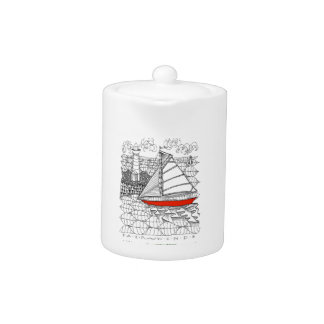 creamer, sugar, cookie jar teapot