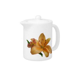 Creamer/Teapot - Lily & Friend Teapot