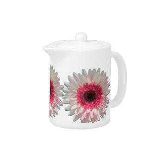 Creamer/Teapot - Watermelon Lollipop Daisy Teapot