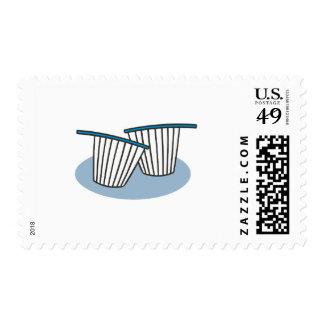 creamers half n half postage stamps