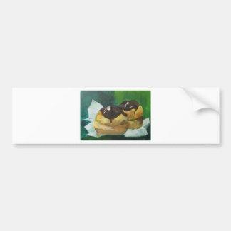 Creampuffs Car Bumper Sticker