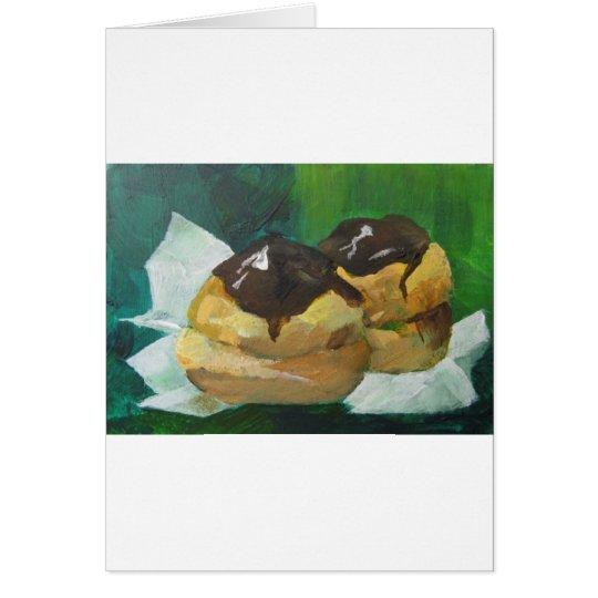 Creampuffs Card