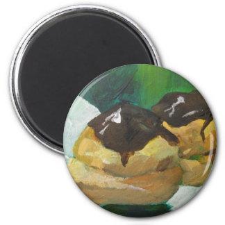 Creampuffs Imán Redondo 5 Cm