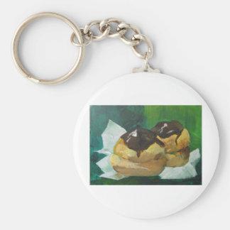 Creampuffs Keychain