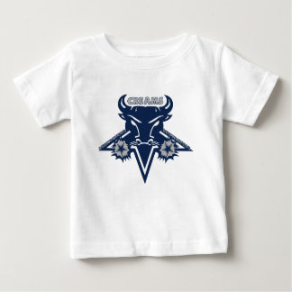 Creams Destroyers Log W/Font Baby T-Shirt