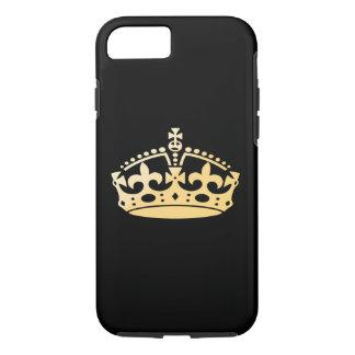 Creamsicle Jubilee Crown iPhone 7 Case