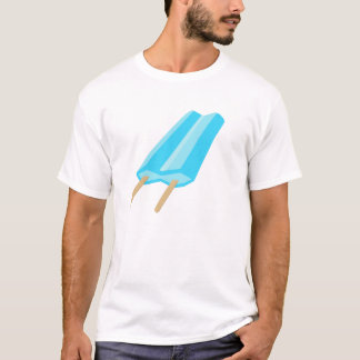 Creamsicle Popsicle Blue Tee