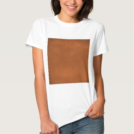 CREAMY CHOCOLATE BROWN TEXTURE BACKGROUNDS DIGITAL TSHIRT