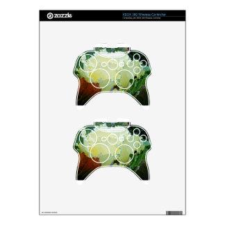 Creamy Fracas Xbox 360 Controller Skin