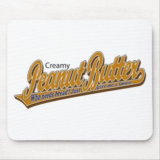 Creamy Peanut Butter Mouse Pad