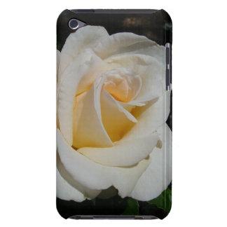 Creamy White Hybrid Tea Rose Whisper iPod Case-Mate Case