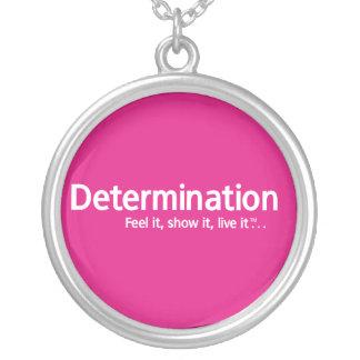 """Crear mi mejor collar de la """"determinación"""" de la"""