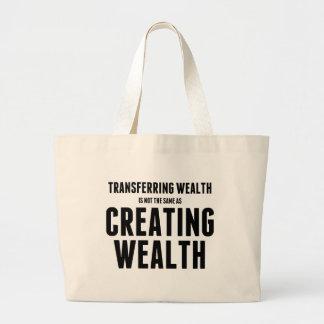 Crear riqueza bolsas