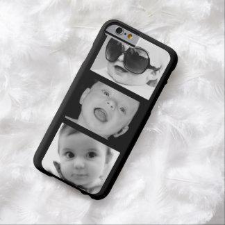 Crear-Su-Propio 3 caso delgado del iPhone 6 de la