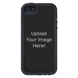 Crear-Su-Propio caso extremo duro del iPhone 5 5S iPhone 5 Carcasa