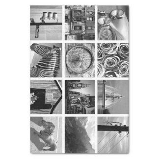 Crear-Su-Propio papel seda del collage de la foto Papel De Seda Pequeño